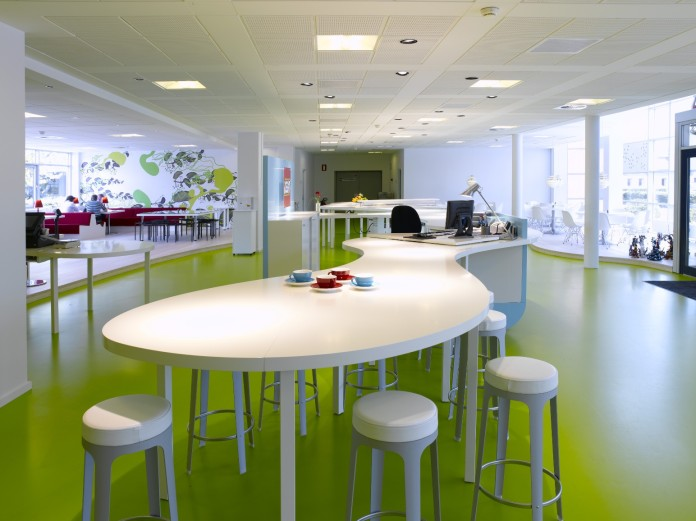   Whether you are welcoming staff or visitors to your business premises, you will want to office design