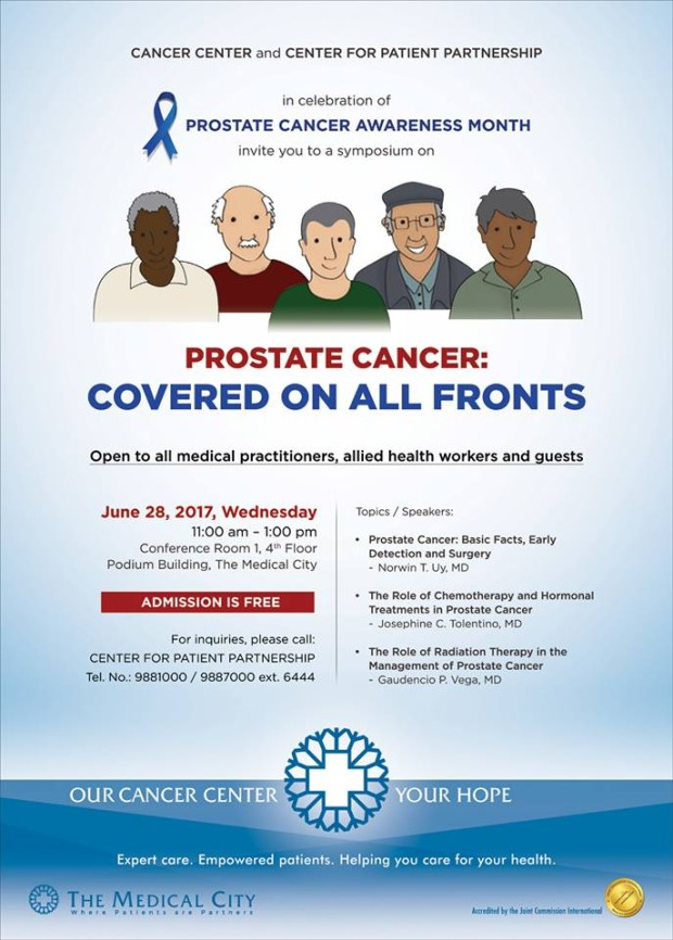 prostate cancer symposium poster