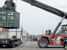 Side Loader Container