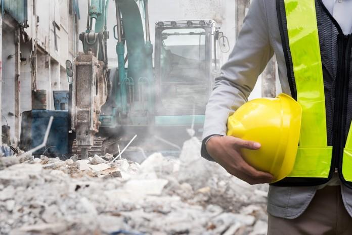Asbestos-Demolition