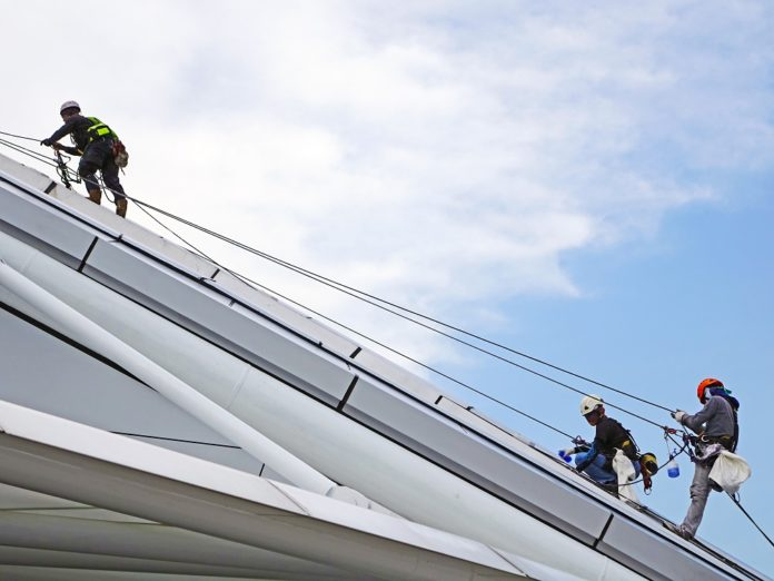 Roof-Fall-Protection