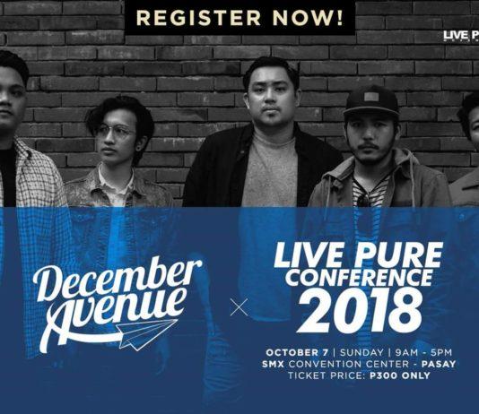 live pure 2018