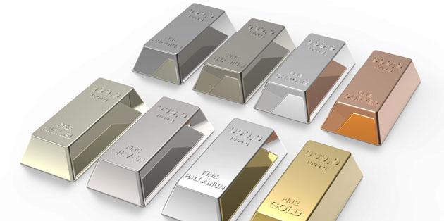 Precious Metals 1