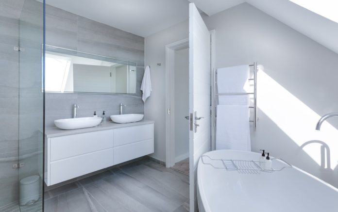 Create a Spa Bathroom