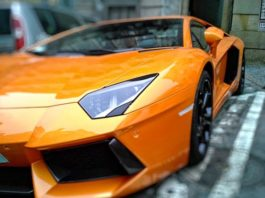 Used Luxury Sports Car