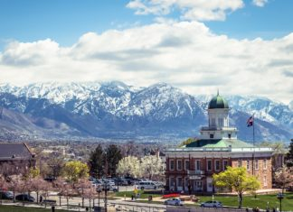 Best Affordable Outdoor Wedding Venues In SLC