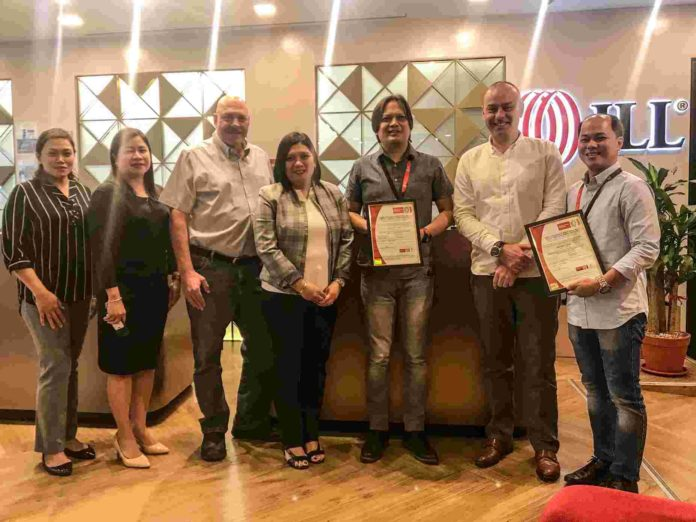 JLL Philippines receives international certifications 2020-World Executives Digest