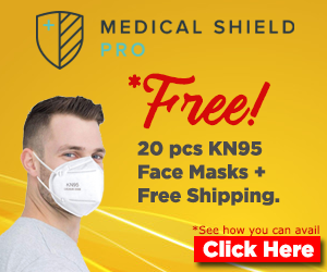 KN95 medical shield pro - World executive Digest