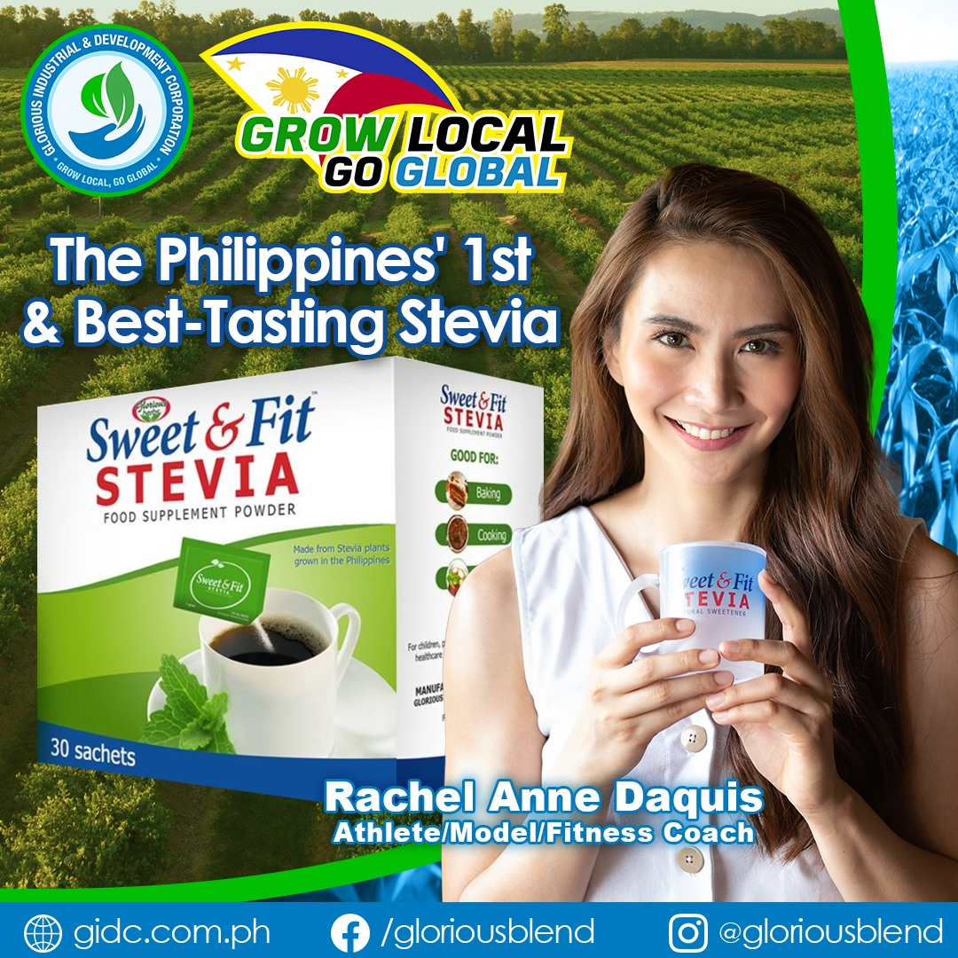 Sweet and Fit Stevia Best Sugar Alternative