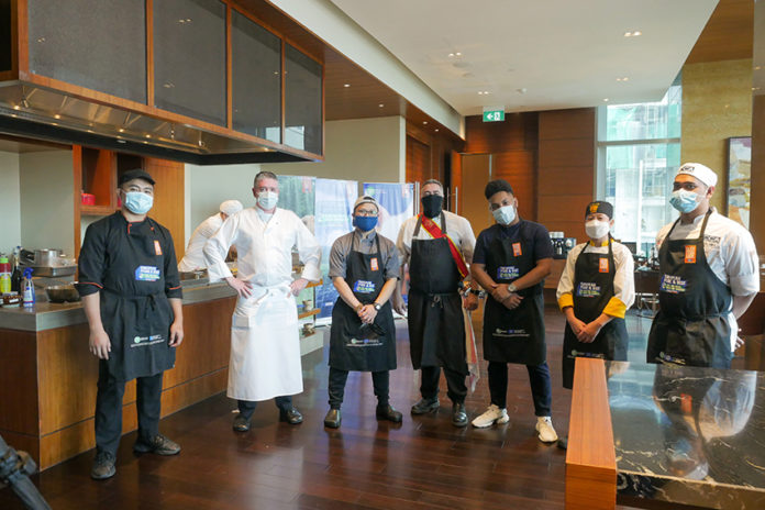 East Meets West Culinary Competition Top 5 Winners Announced