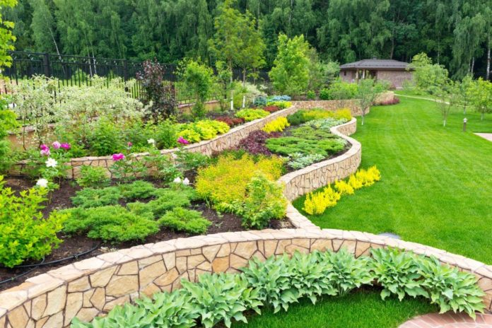 Backyard Masonry Ideas