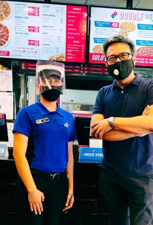 dominos ph southland