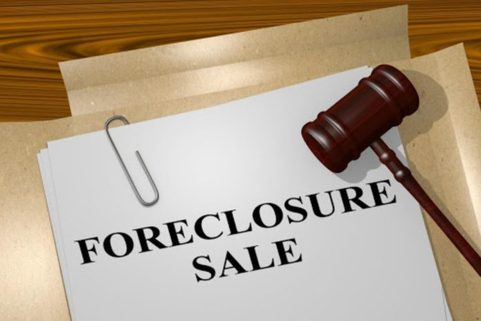What Does It Mean to Have a Pre-Foreclosure Home