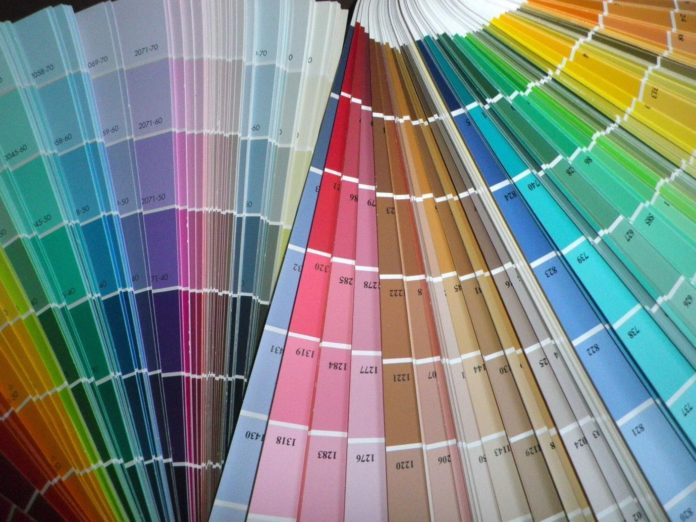 Free Paint Swatches for Interior Rooms