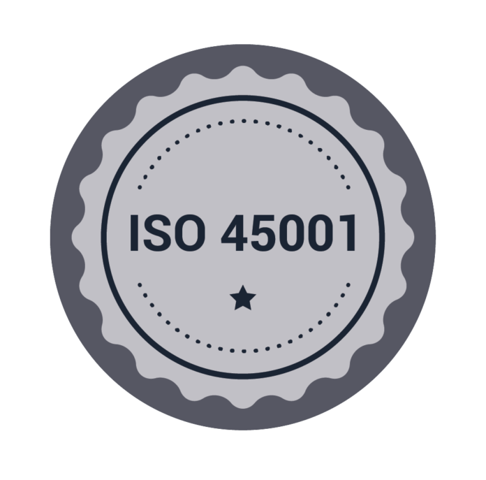 How is ISO 45001 certification helpful