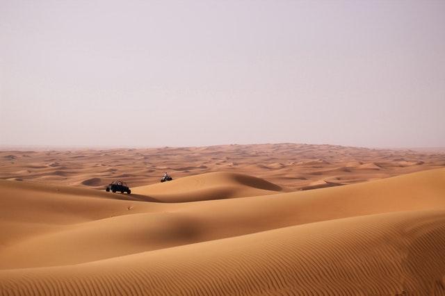 Top 7 Thrilling Outdoor and Adventure Activities in Dubai